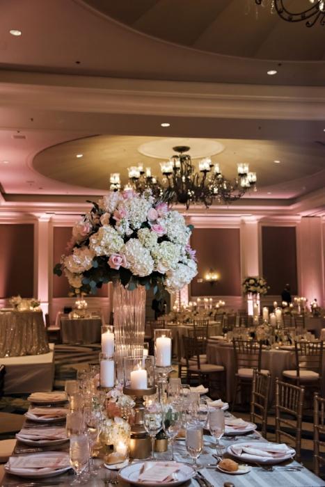 lisa stoner events- ritz carlton ballroom- pink and white wedding- romantic wedding- glamourous wedding in orlando- pink and white romantic orlando wedding.jpg