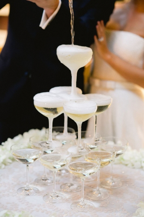 lisa stoner events- editorial styling- champagne- champagne tower- unique wedding details - champagne toast.jpg