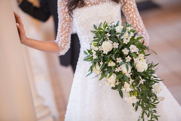 Lisa Stoner Events- Lisa Stoner – Ritz Carlton Orlando- Orlando luxury wedding- multicultural wedding – Best wedding planner in Orlando-stephanotis bridal bouquet.jpg