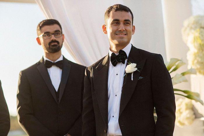 Lisa Stoner Events- Lisa Stoner – Ritz Carlton Orlando- Orlando luxury wedding- multicultural wedding – Best wedding planner in Orlando-groom waiting for bride.jpg
