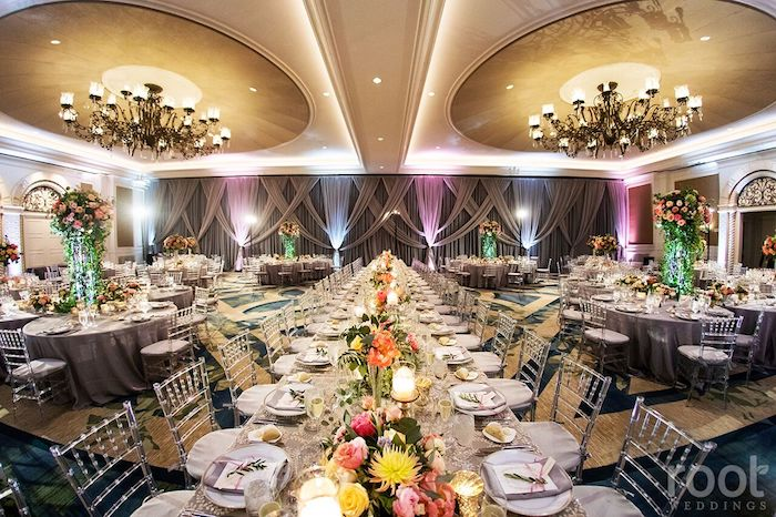 Lisa Stoner Events- Orlando Luxury Wedding Planner- Ritz Carlton Orlando – Ritz Carlton Wedding - coommunal table - head table.jpg