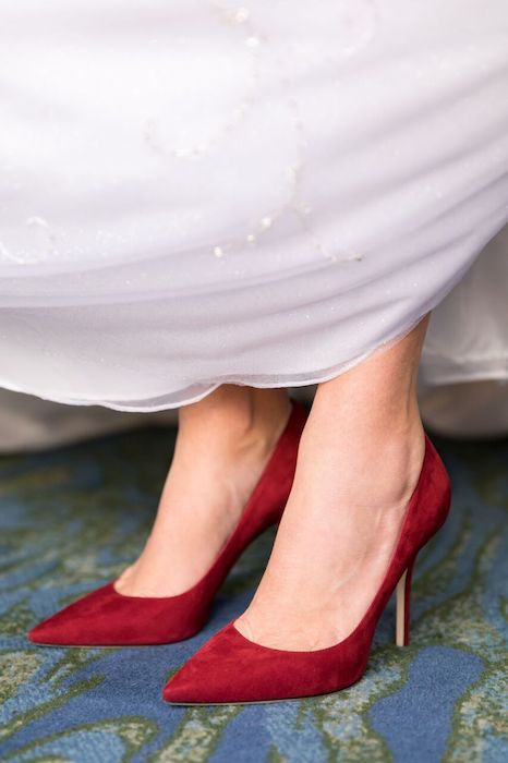 2-Lisa Stoner Events- Ritz Carlton Orlando – Orlando luxury wedding planner – Ritz Carlton Orlando wedding-bride with red shoes.jpg