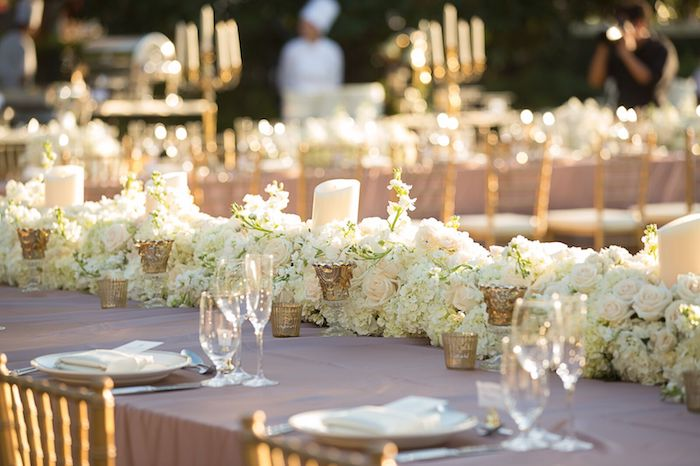 Lisa Stoner Events – Lisa Stoner Wedding - Orlando luxury wedding planner- Ritz Carlton Orlando - Ritz Carlton Orlando outdoor reception -long guest tables -gold chivari chairs.jpg