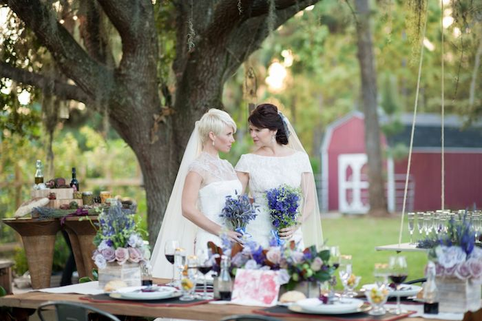Lisa Stoner Events – Orlando LGBTQ Wedding Planner – Luxury Same Sex Weddings – Ritz Carlton Orlando - Whisper Creek Farms - intimate wedding receptions - two brides.jpg