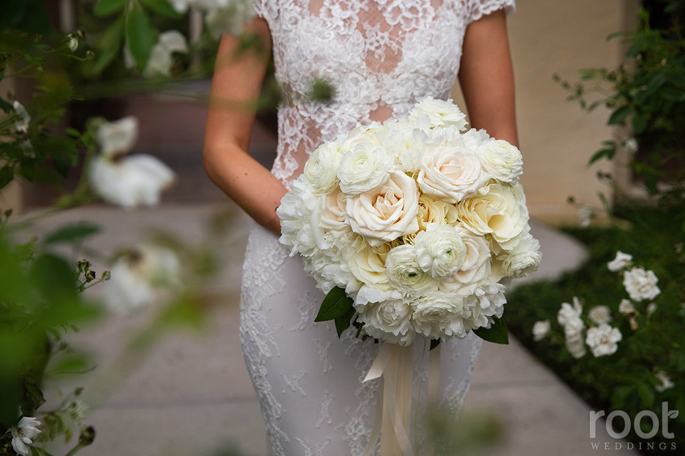 Lisa Stoner + White Bridal Bouquet + Root Photography Alfond Inn - 022.jpg