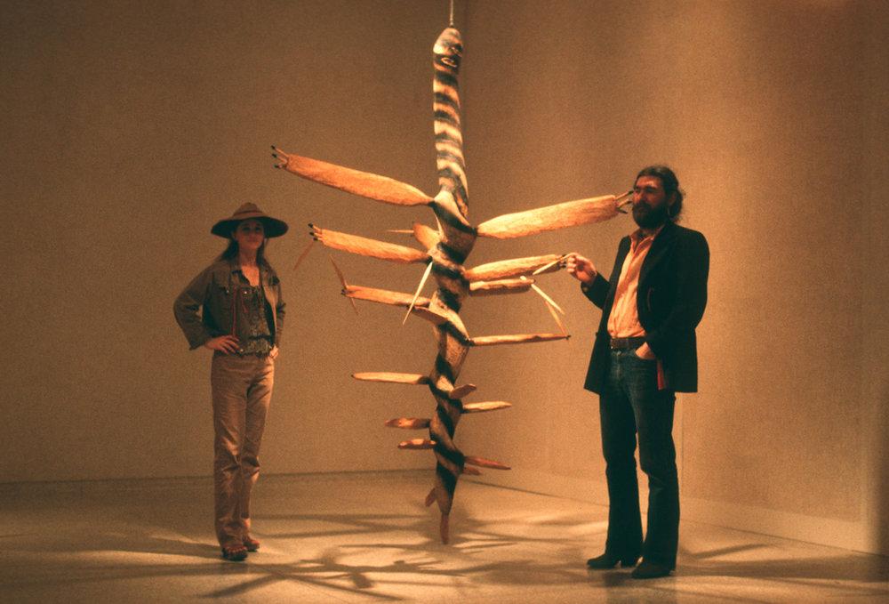 Dancing Man, 1977