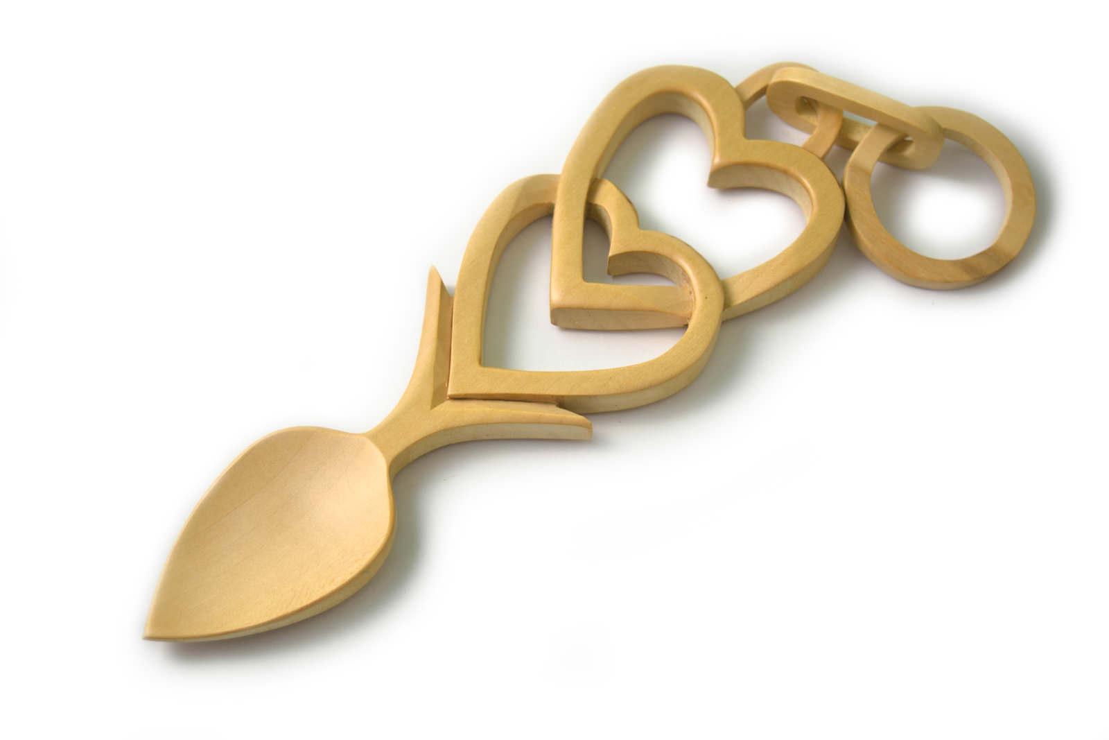 Image result for Personalised Welsh Love Spoon