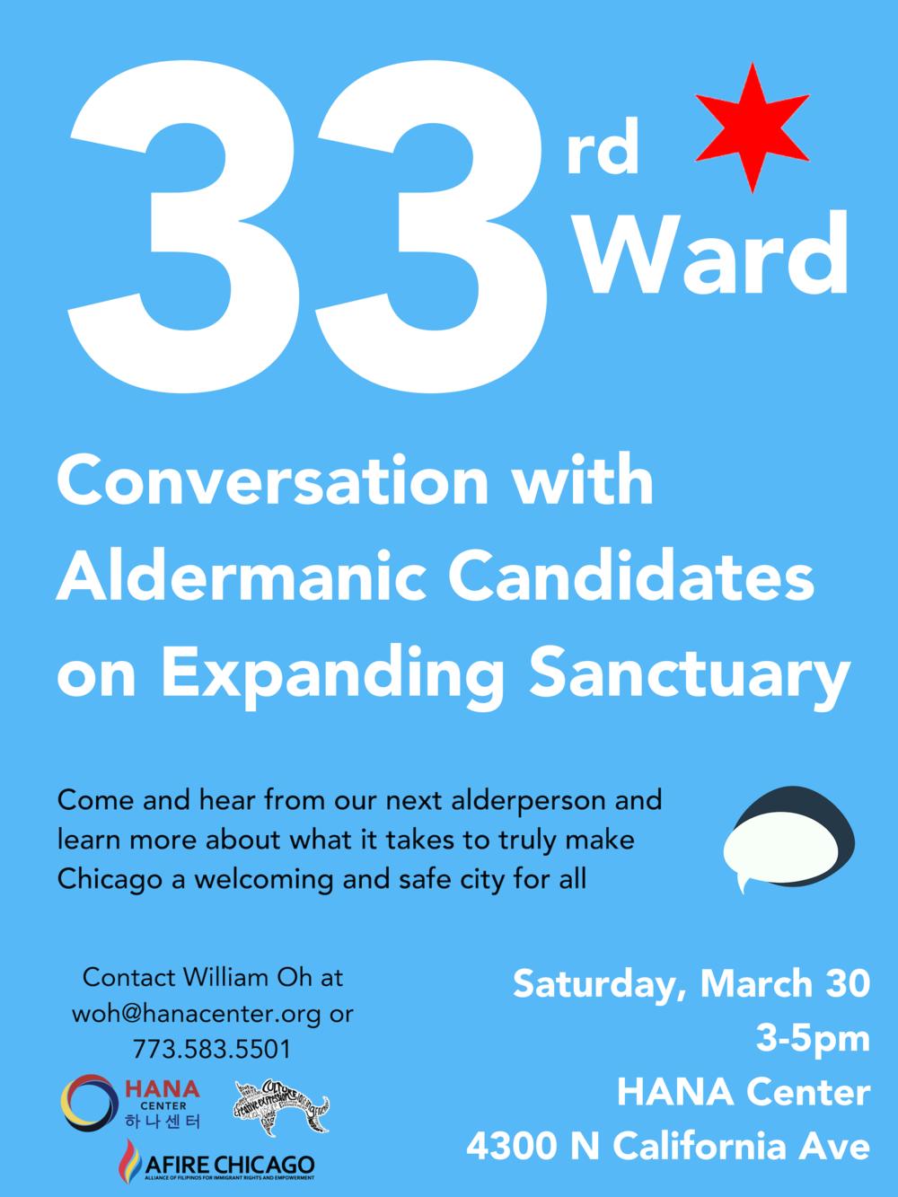33rd Ward Community Forum Flyer_English.png