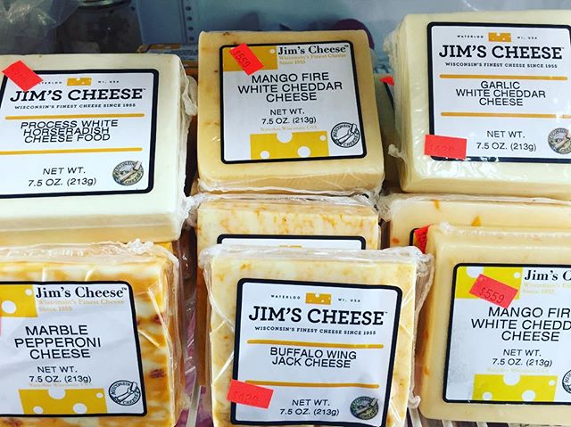 If you haven't tried our cheese you are missing out! Buffalo Wing Jack 👌🏼 Spicy Beer Cheese 👌🏼 Mango Fire White Cheddar 🔥
