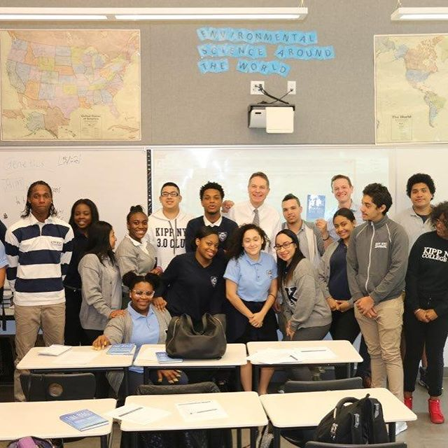 #tbt to a great visit teaching KIPP NYC students how to choose, get, and do a great job. Thanks for having us! Interested in booking Ben Carpenter The Bigs and The Bigs Project? Contact us! http://ow.ly/cTx530cr9Gw #careerdevelopment #education #professionaldevelopment