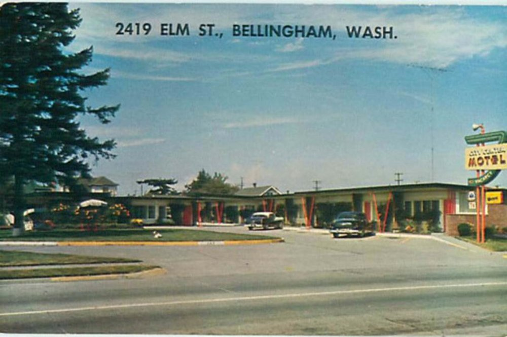 The Heliotrope Hotel's predecessor in the late 1950s.