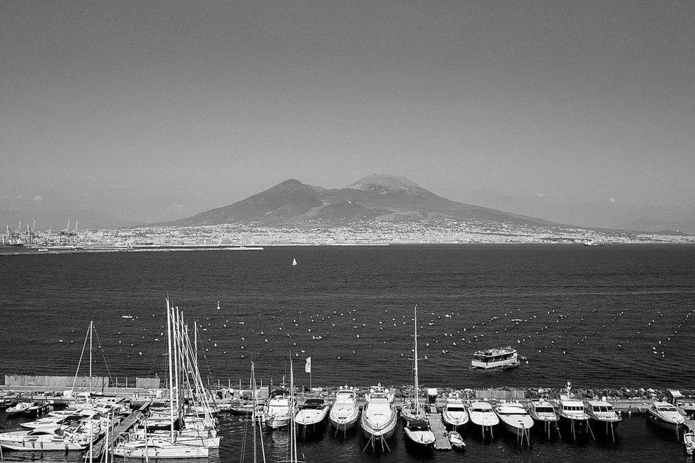 Mt Vesuvius,  Naples , Italy