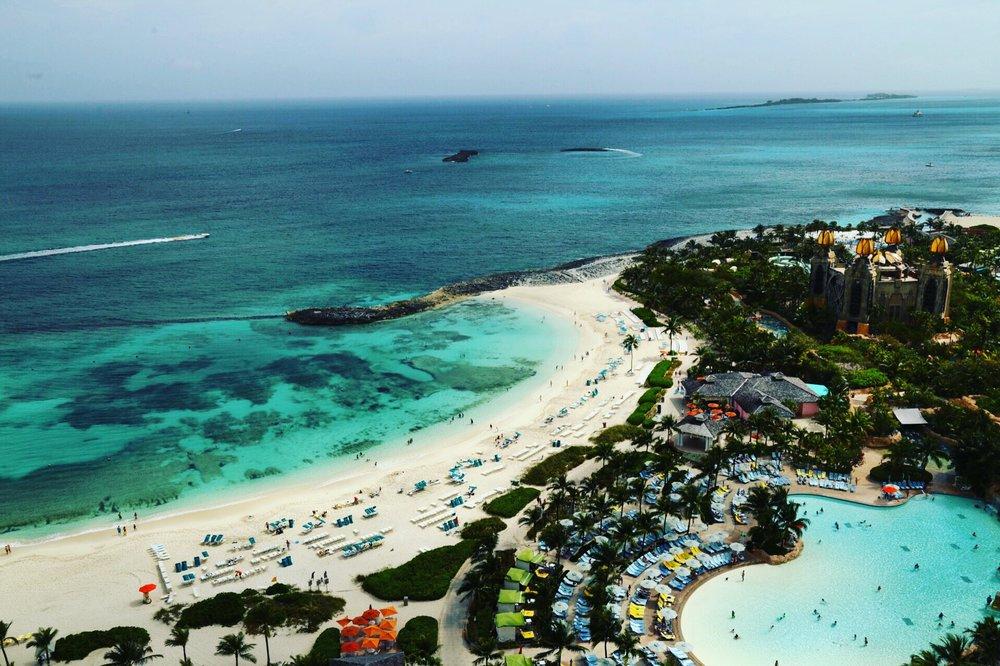 Paradise Island , Bahamas