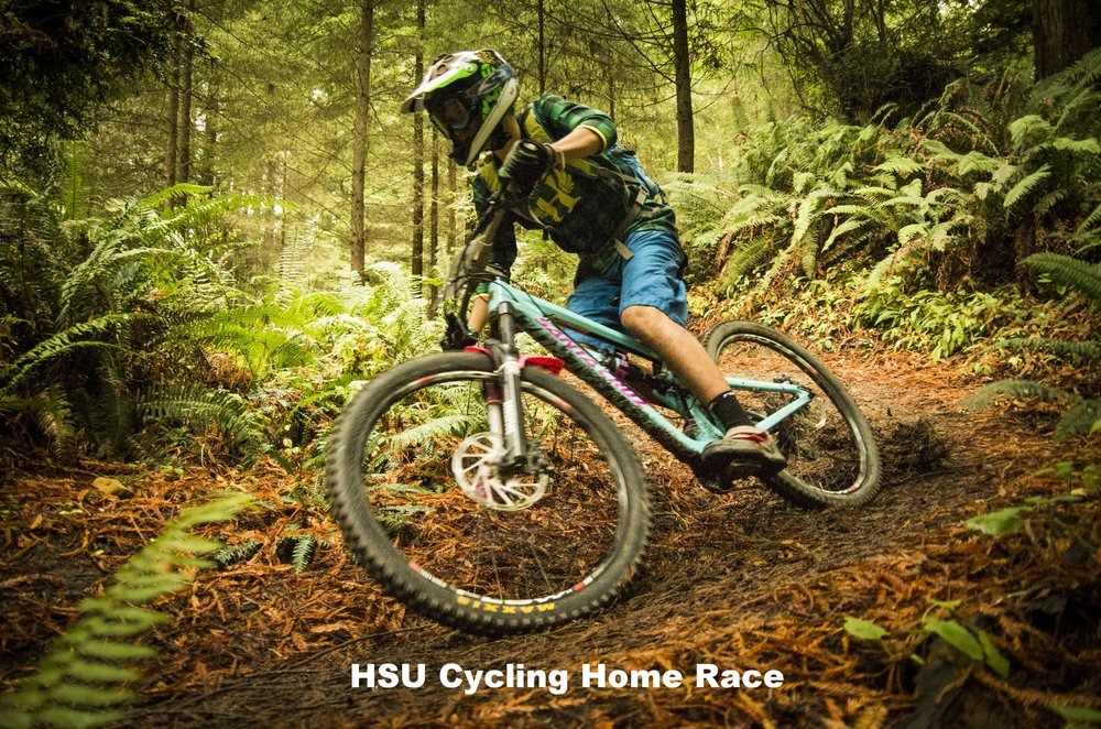 HSU Cycling Mountain Bike Race