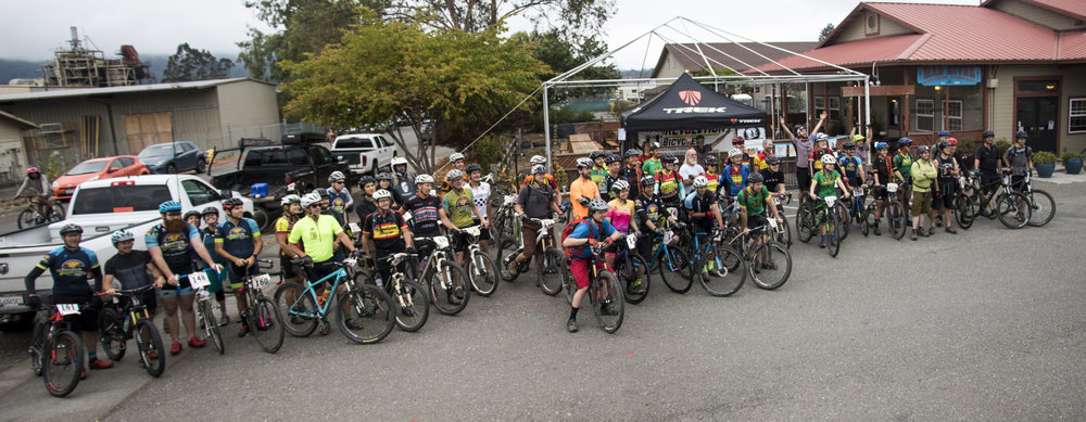 Huge thanks to all the riders who came out to support the club and enjoy the new riding opportunities.
