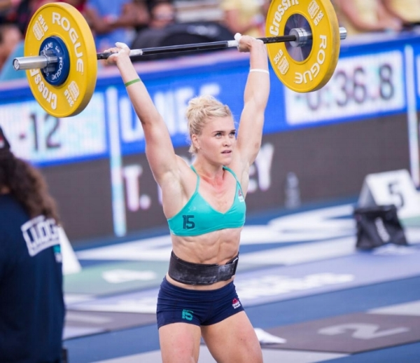 Katrin Davidsdottir - A native of Reykjavik, Iceland, Katrin has been to the CrossFit games four times and has taken the podium two times, being awarded the title of Fittest Women on Earth in 2015 and 2016.