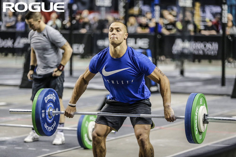 Cole Sager - Just four months into CrossFit, Cole took 13th place at the 2013 Northwest Regional. He took 7th place at the 2015 Games and 5th in 2016. He currently trains full time in Spokane, Wa