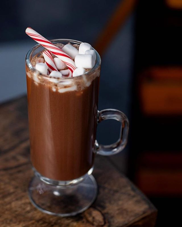 If the good folks over @mrpurplenyc are claiming spiked hot chocolate as one of the winter food groups, we are too!  #SERVnyc #privateevents