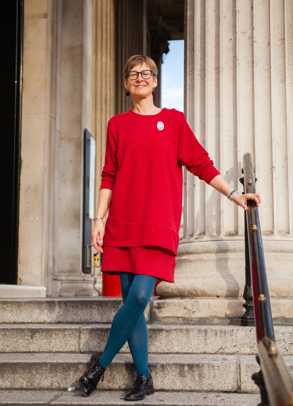 Ingrid Wallenborg London Tour Guide