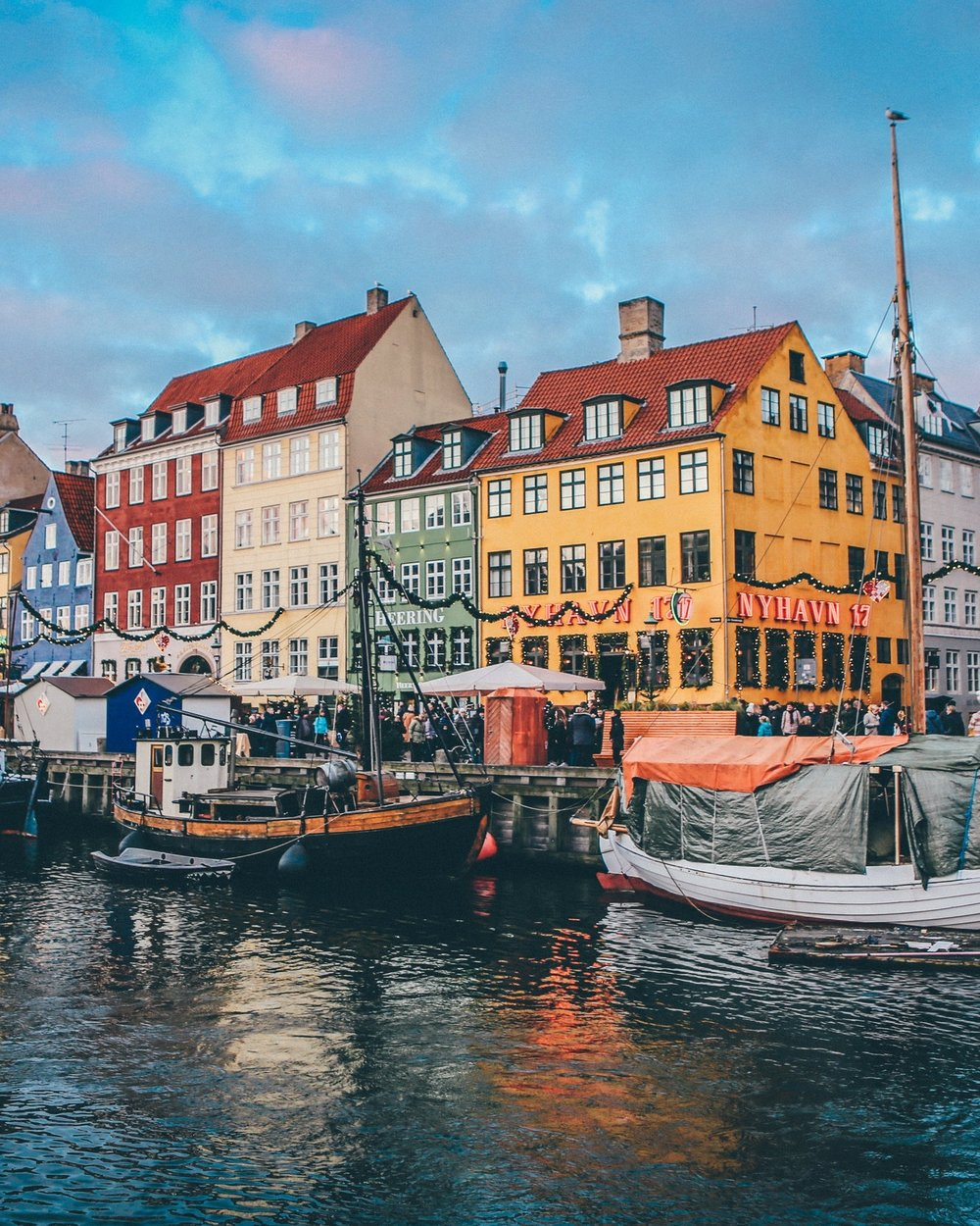 Historical Walking Tour 2050 DKK (Private group price)