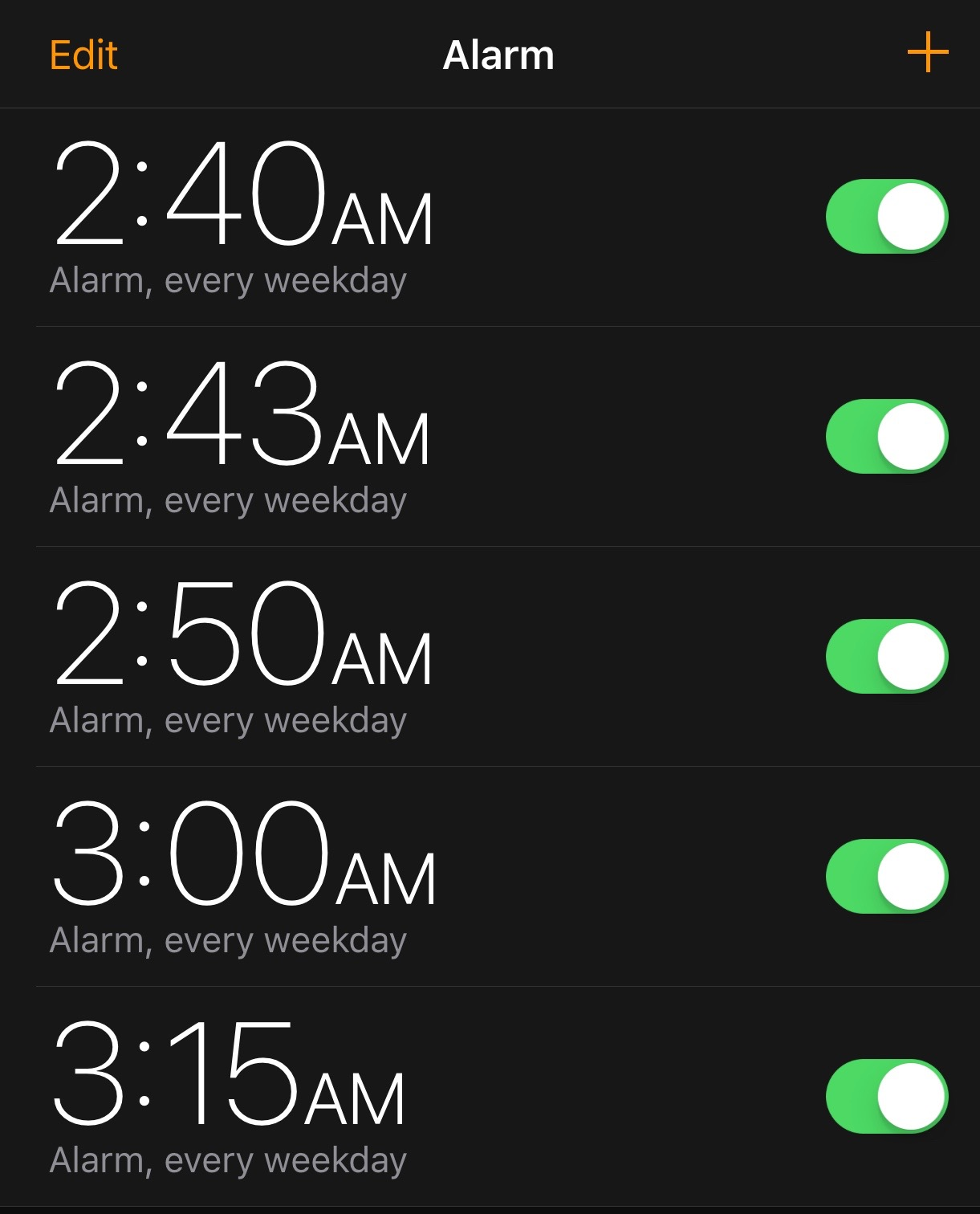 how i survive waking up before 3 a m sheba turk