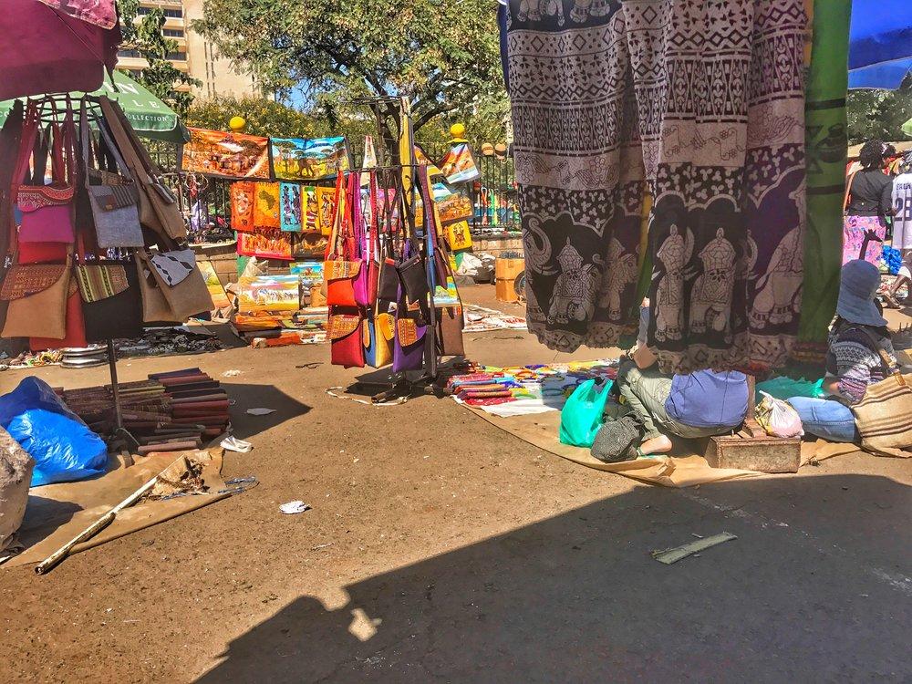 Maasai Market- Nairobi, Kenya