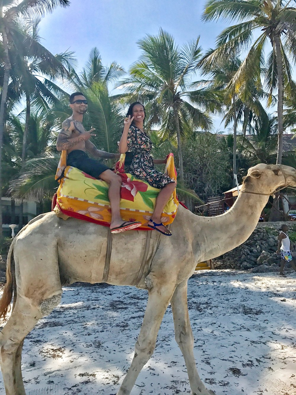 KENYA: DAY TRIP TO MOMBASA