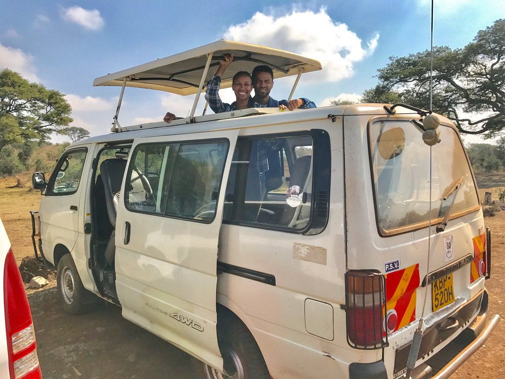 KENYA: THE MAGIC OF A SAFARI