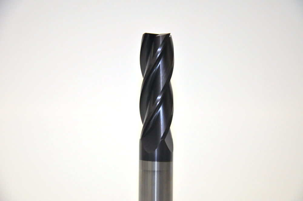 4 Flute AlTin Coated Long End Mill