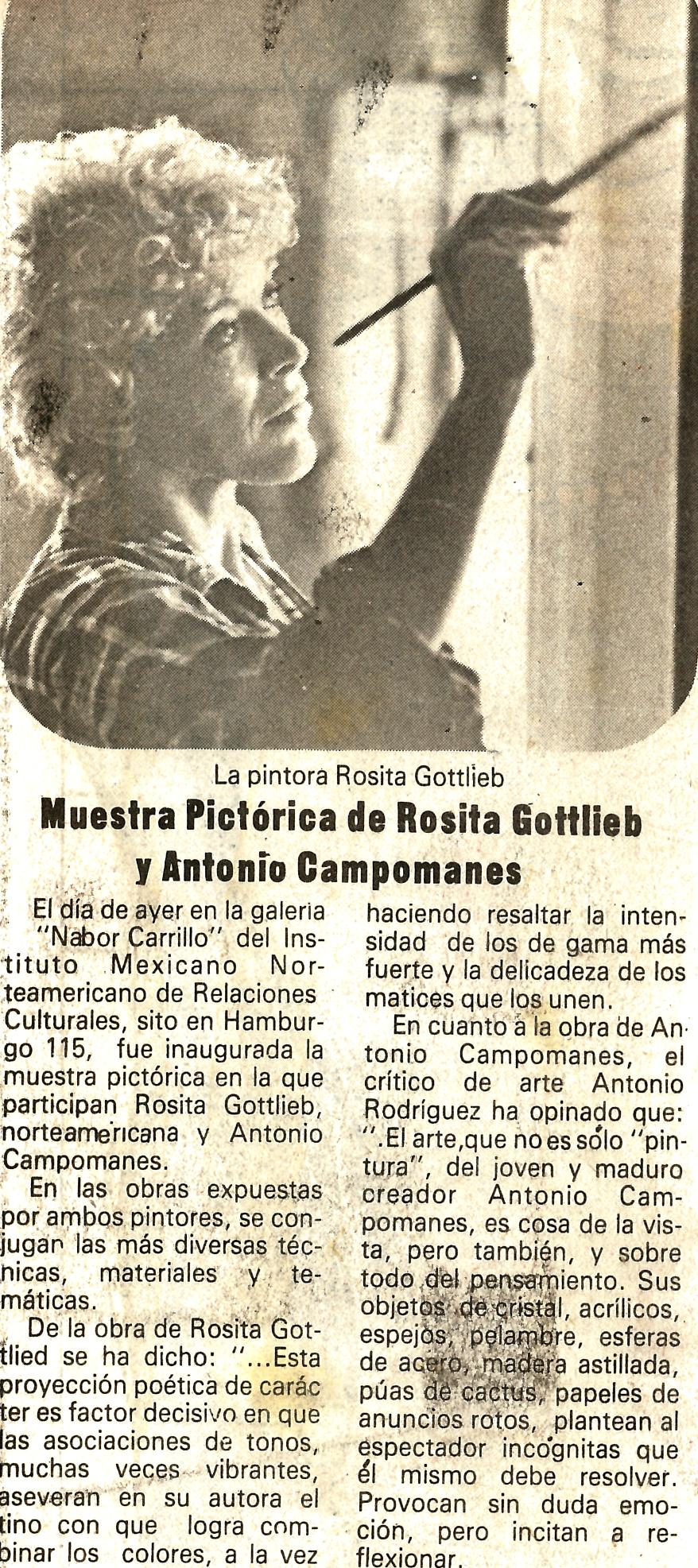 Mexico City - 1983