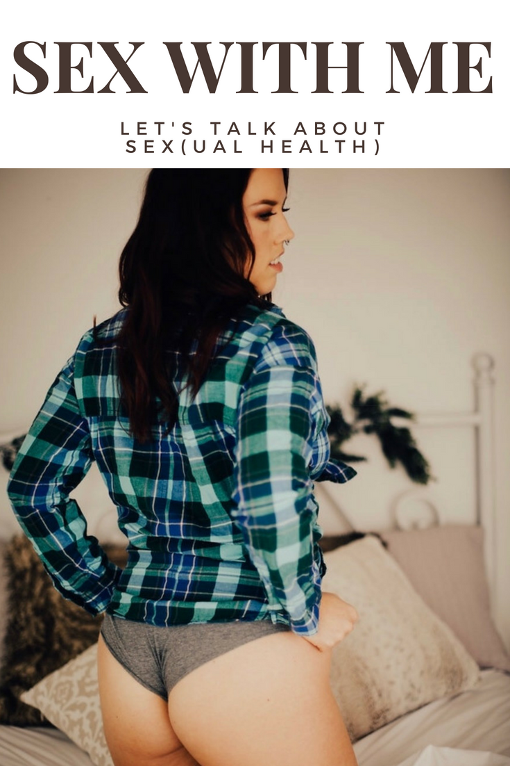 Starting the dialogue about sexual health and wellness. . . Read more