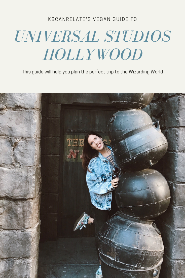 What to eat, ride and experience within Universal Studios Hollywood