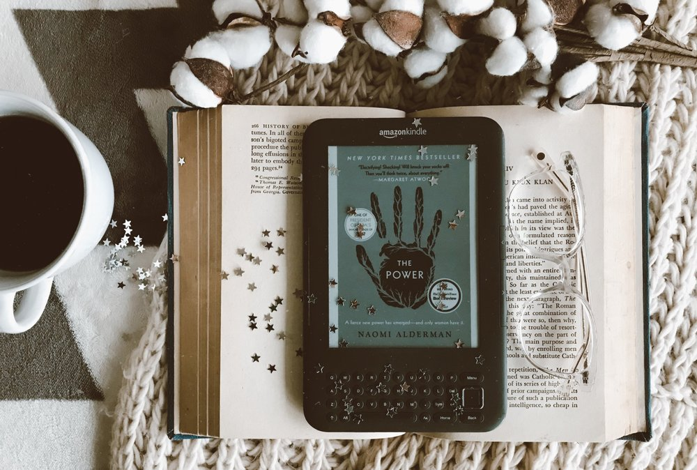 A review of  The Power  by Naomi Alderman