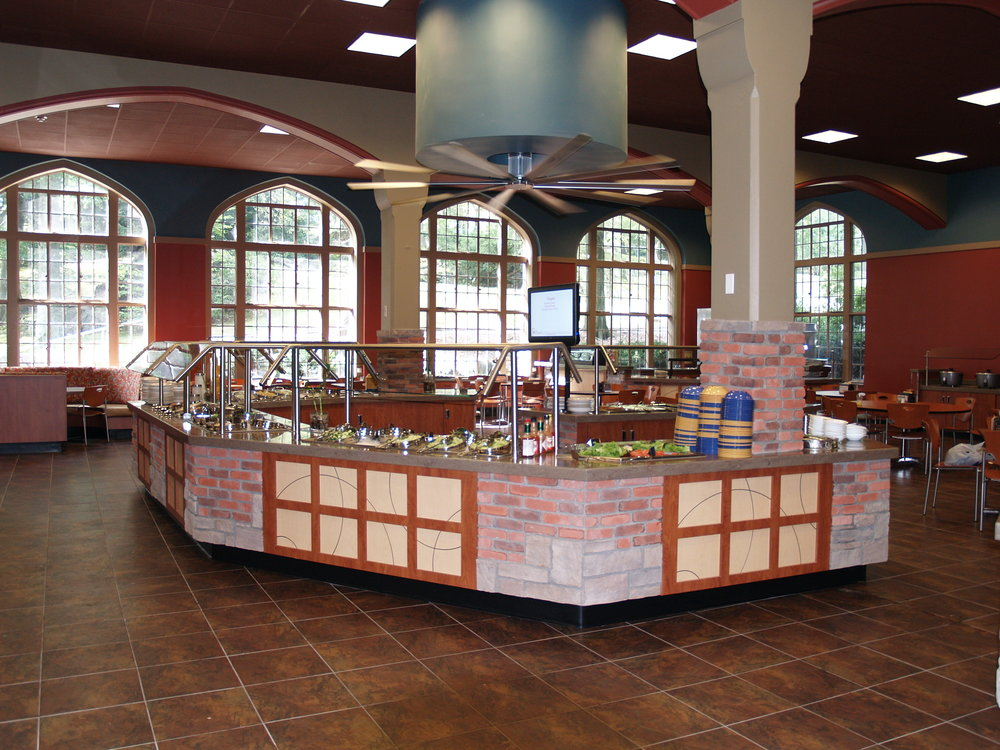 SARAH LAWRENCE COLLEGE DINING FACILITY