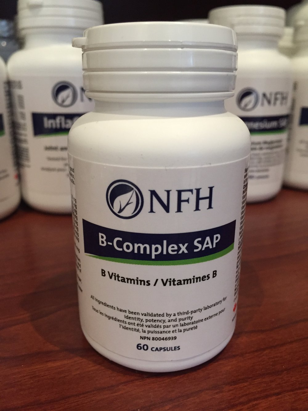 Quality B-Complex: - I use a brand called NFH for best results! But if you're following this beginners guide, you should be able to make some great to your supplement regime on your own. If you can't find what you're looking for, you can make an account through my online dispensary or contact me directly.