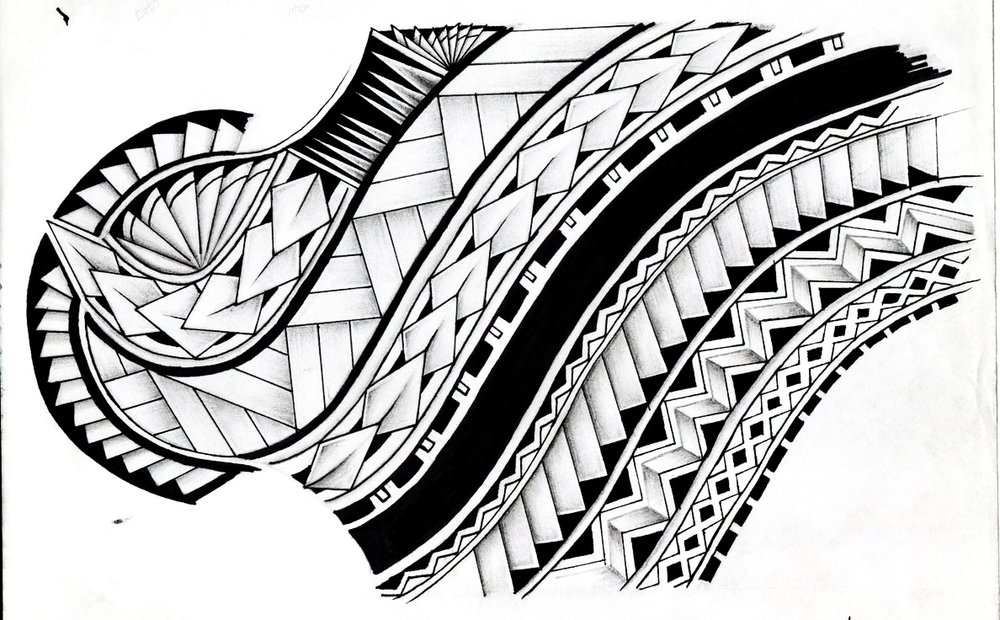 Kakau Hawaiian Tattoo Curated Fine Art And Island Decor