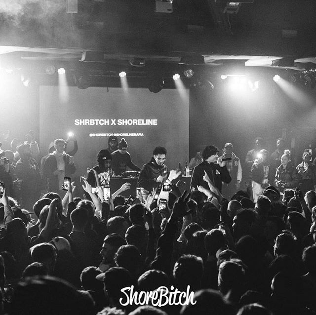 #TB to @shorelinemafia at @scalaldn a couple of weeks back. Madness 👌