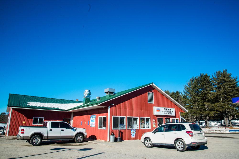 Mallard Mart in Livermore Falls