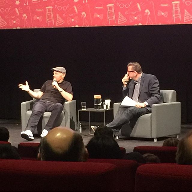 Got a chance to see a conversation with Bill Burr at JFL42 in the TIFF Lightbox.  One of my favourites!