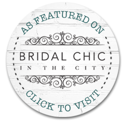 Bridal Chic in the city