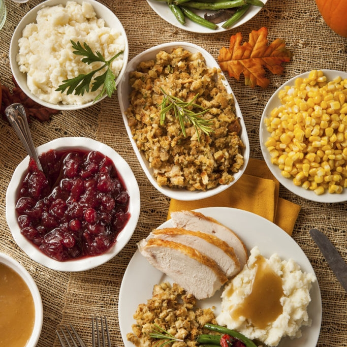 Landry's Seafood House - Offering a thorough Thanksgiving Feast to take home! From turkey to pumpkin pie, Landry's has your family covered this year. Final order deadline is 11/19 and pickup is from 9am to 11am Thanksgiving Day.