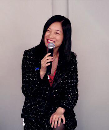 Yu Dan Shi. Coach. Ex-Corporate Executive. Mother.