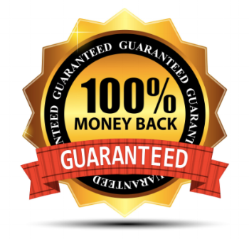 I am confident in my ability and therefore offer 100% money back guarantee if you are not satisfied with my workshop