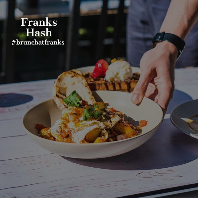 A favourite from the brunch menu! A delicious mix of chat potatoes and speck sauteed with our house spices and topped off with a crispy fried egg and shallots. . . . . #frankandblanco #breakfastinsydney #picton #camden #macarthur #wollondilly #shire #goodfoodau #urbanlisted #broadsheetsydney #sydneyeats #foodporn #boutiquecafe #eggporn #sydneyfood #sydneycoffee #sydneybrunch #specialtycoffee #brunchinsydney #sydneyfoodie #foodie #craftbeer #restaurantaustralia #seeaustralia #visitnsw #timeoutsydney #cocktails #bar