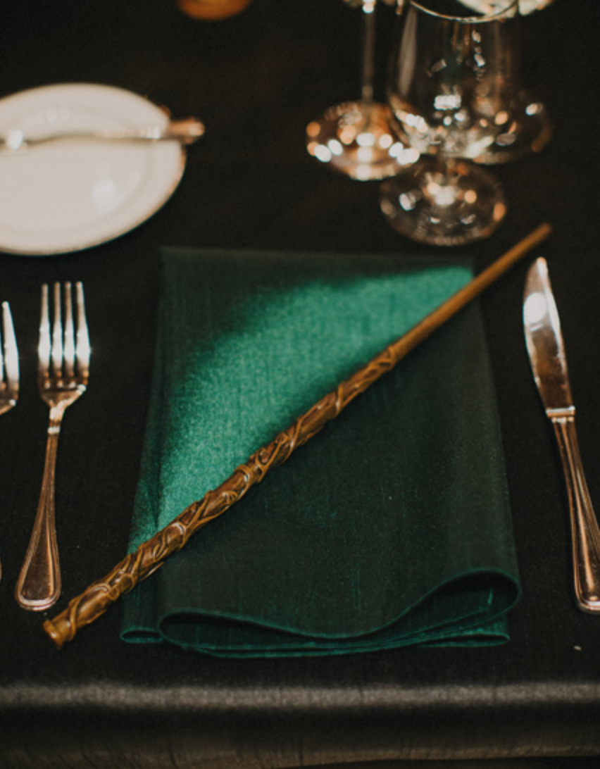 Harry potter themed wedding (Lily Rose Events); Photo © Blest Studios