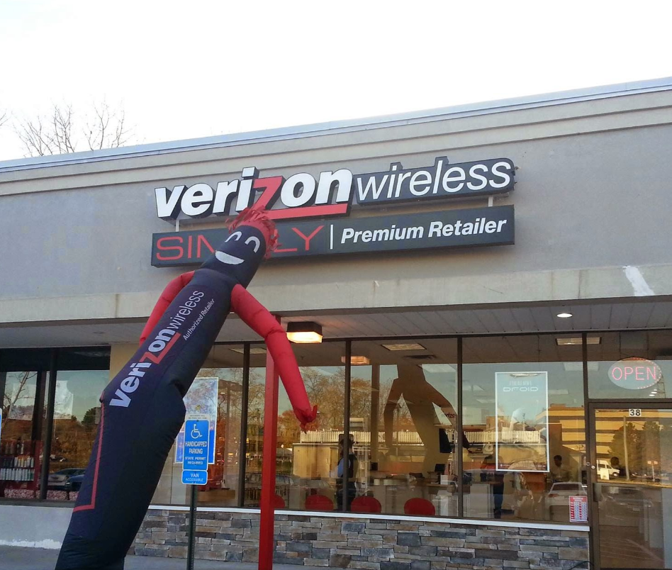 As a Verizon Wireless Authorized Retailer, we can provide all the services of a corporate location.