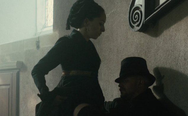 Taboo on FX,  image via Google