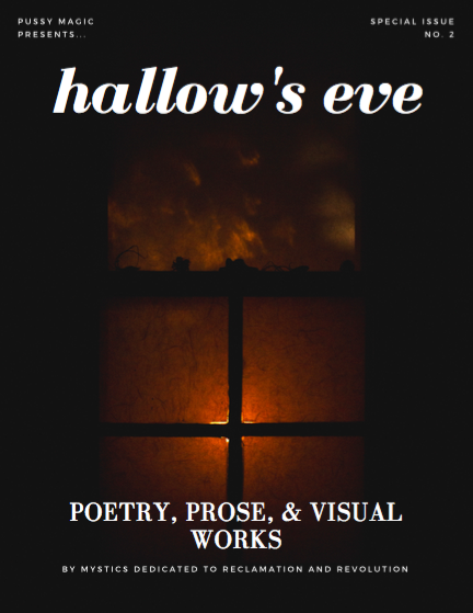 Pussy Magic Hallow's Eve Cover 2018