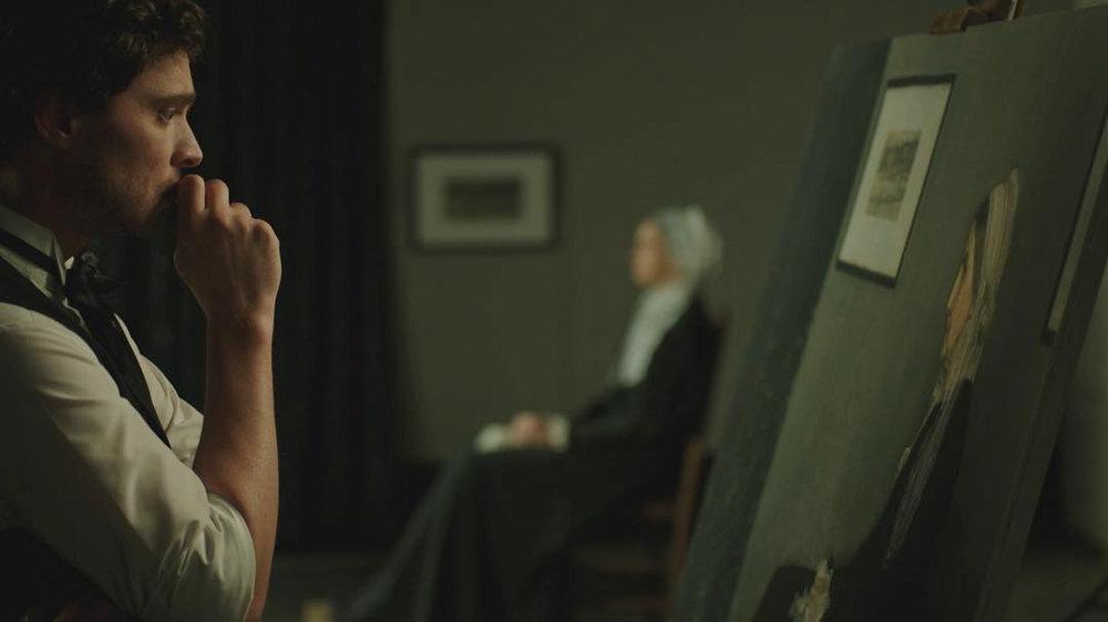 2018 INDIE GRANTS short  Whistler's Mother .