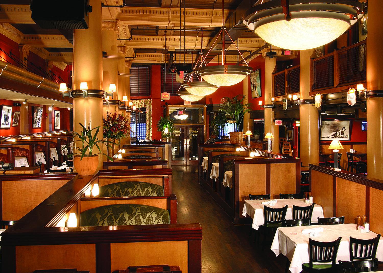 District ChopHouse - Open table restaurant week dc